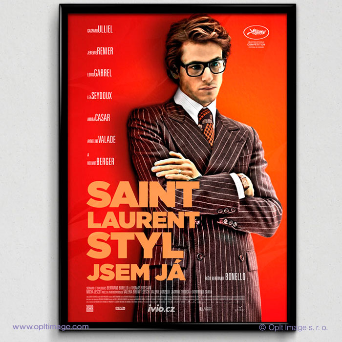 Saint-laurent poster