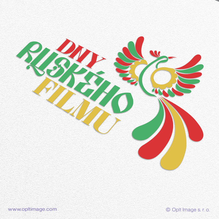 Design Of Logo And Promotional Visuals For The Film Festival Days Russian Unrealised